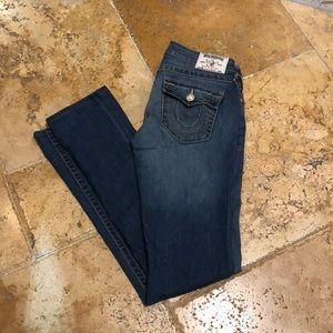 Slim Straight True Religion Jeans